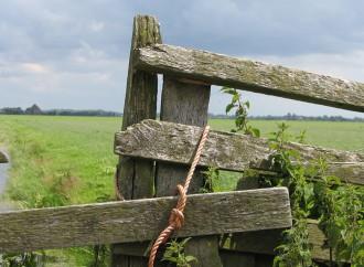 Spookboerderij 'april moorden' met de grond gelijk gemaakt